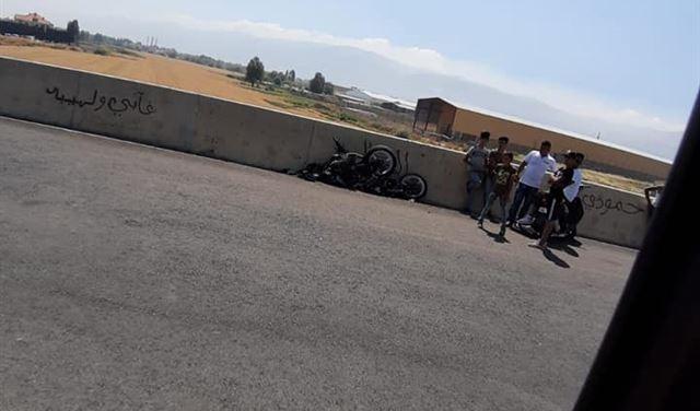 قتيل و8 جرحى اثر حوادث سير بجملة في البقاع الأوسط