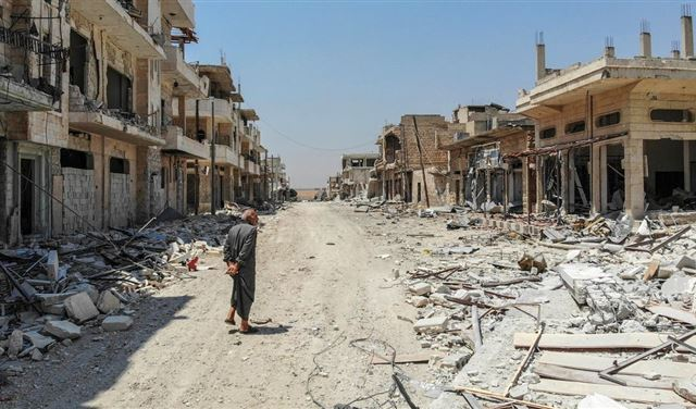 عقوبات غير مسبوقة على سوريا!