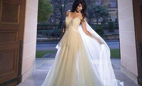 بالصور.. لبنانية تتحضر لعرس فخم سيشغل العالم!