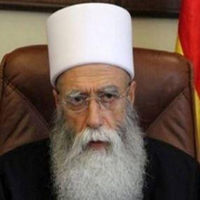 حسن: لتشكيل جبهة عربية إسلامية في مواجهة العدوانية الإسرائيلية