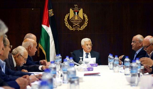 اجتماع طارئ للقيادة الفلسطينية غدًا