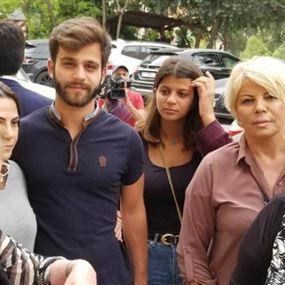 اعتصام أمام قصر العدل تزامنا مع جلسة استجواب المتهم علي الزين