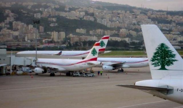 حقيبة مخدرات تؤخر طائرة الى لبنان 8 ساعات