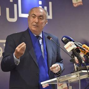 مخزومي أطلق ماكينته :مستعدون لخوض غمار انتخابات 2018