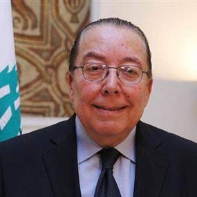 محمد المشنوق: المناقصات في ملف النفايات ستقفل يوم الجمعة