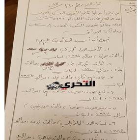خاص-هكذا بالاعترافات يسرقون الانترنت..نص قرار القاضي ابو غيدا