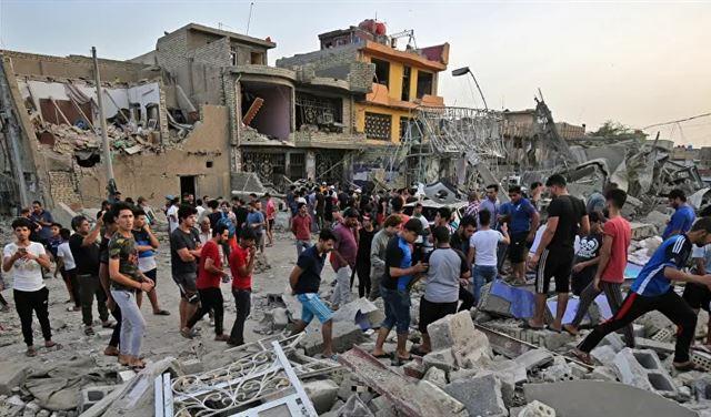 إنفجار سيارة مُفخخة يهز العراق