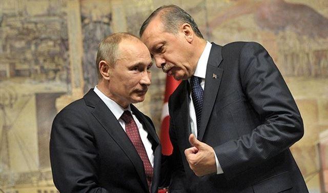 """بوتين يلفت إنتباه أردوغان حول قراره عن """"آيا صوفيا"""""""