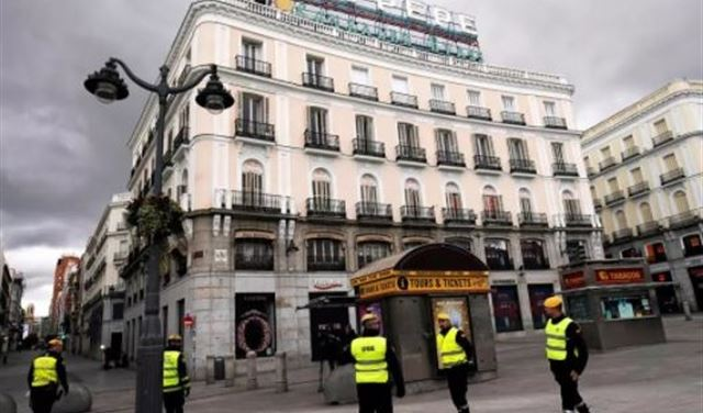 حدثٌ يهُز إسبانيا والملكة تعبر عن