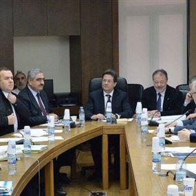 لجنة المال تعطي وزارتي المال والصحة ومجدلاني شهراً
