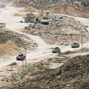 اصابة 5 عسكريين  بسقوط قذيفة على مركز الجيش في جرود رأس بعلبك