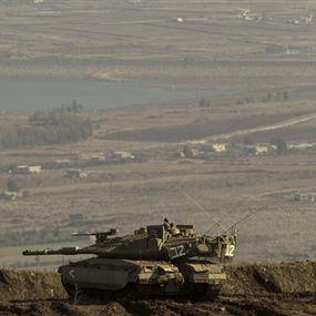إسرائيل تتوقع اندلاع حرب ضدها من سوريا ولبنان!