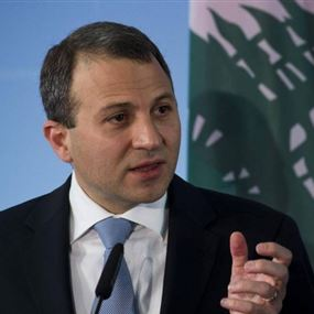 باسيل: الدولة عادت للدولة ورئاسة الجمهورية للبنان