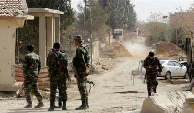 سلسلة هجمات تستهدف الجيش السوري في درعا