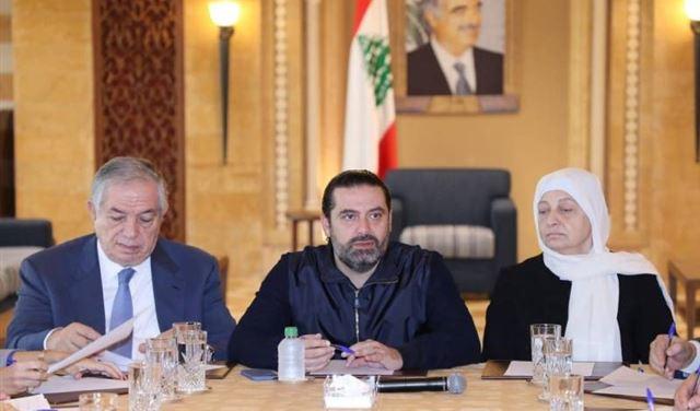 الحريري: كتلة المستقبل لن تكون آداة للمقاطعة
