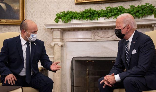 أميركا وإسرائيل تبحثان سراً
