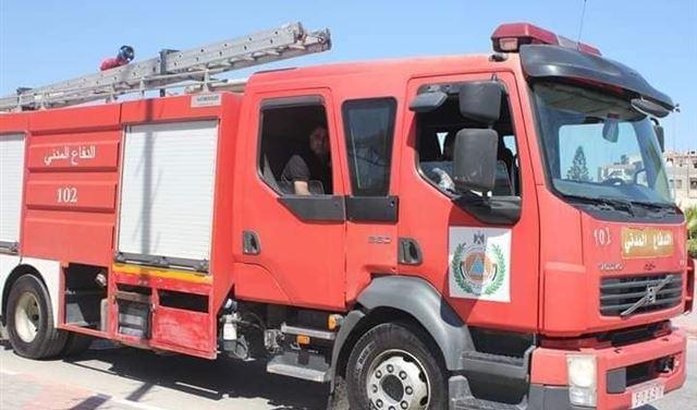 حريق القبيات... توجيهاتٌ جديدةٌ لـ الدفاع المدني!