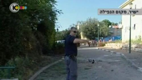 إطلاق صواريخ من جنوب لبنان إلى إسرائيل